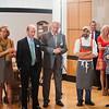 Johnson & Wales Epicuren Scholarship Reception - Chief Clark Barlowe '09 10-4-16 by Jon Strayhorn