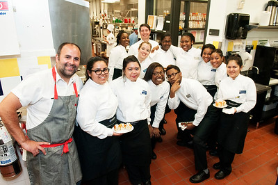 Johnson & Wales Epicurean Scholarship Dinner with Chef Joe Kindred 4-27-16 by Jon Strayhorn