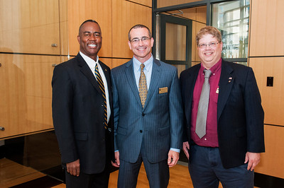 Johnson & Wales CLT Welcomes President Robert Mock Jr , Ed.D by Jon Strayhorn