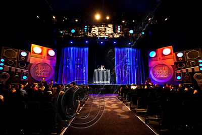 LAS VEGAS, NV - JUNE 18:  The world-famous dance crew Jabbawockeez perfom at the Monte Carlo Hotel And Casino Resort on June 18, 2012 in Las Vegas, Nevada.  (Photo by Chelsea Lauren/WireImage)