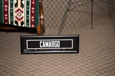 Jack Camargo Memorial Service