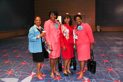 Associates Breakfast & Fashion Show @ Convention Center Ballroom 7-31-14 - Jamar Caldwell