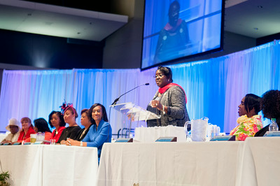 Candidates Speeches & Fishbowl @ Charlotte Convention Center 8-1-14