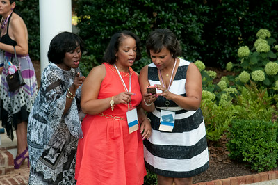Jack & Jill of America Inc 2014 Chapter President's Welcome Reception @ Duke Mansion 7-29-14