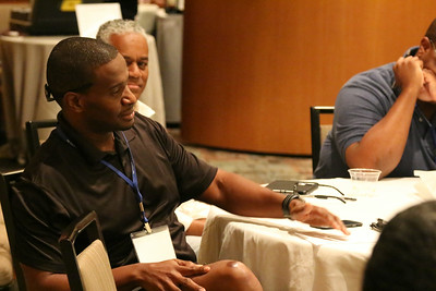 Fatherhood, Leadership, Mentorship Seminar @ The Westin 7-31-14 Stephen Gaddick