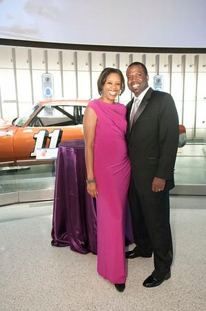 Jack & Jill - Partner & Sponsor Reception @ NASCAR Hall of Honor 8-2-14