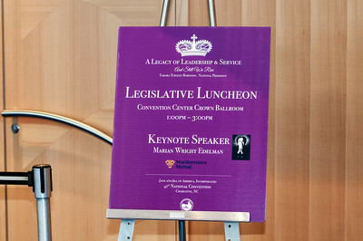 Legislative Luncheon @ Convention Center Crown Ballroom 8-1-14