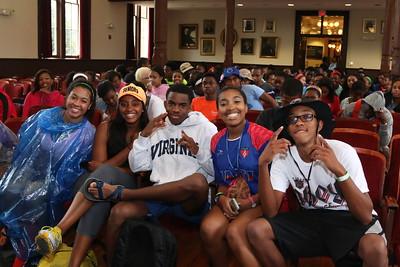 Teens @ JCSU 8-1-14 Stephen Gaddick