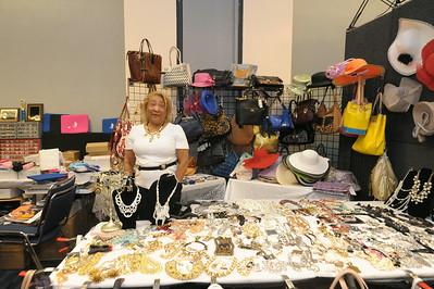 "Vendors ""Diva Boutique"" @ Charlotte Convention Center Ed Chavis"