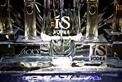 Download high quality free photographs from this gallery showing ISVodka party goers at the hot, new nightclub restaurant bar lounge private dining at Jack's in La Jolla on Main Street with a view of the Pacific Ocean. Join our merry makers as they sip ISVodka martinis and take straight shots from the ice sculpture luge. All photographs are by 3rd generation photographer Julio Fonyat from Brazil, now living in San Diego. (http://www.fonyatphotos.com) If you have not been to Jack's yet, you're in for a treat. Jack's La Jolla has won numerous awards including the Mobil Travel Guide 4 Star Rating, the Award of Excellence from the Wine Spectator and the Best New San Diego Restaurant by Citysearch. If you get bored in one area of Jack's you can meander to the Wall Street Bar, Jack's Wine Bar, the Ocean Room Bar or Level 3. Each area offers a different drink and dining experience and ambiance as well. Check out these 3 floors of endless fun at Jack's in La Jolla.