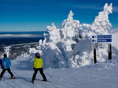 Jackson Hole/Grand Targhee 2012