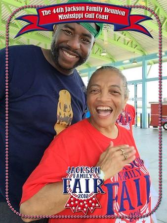 Jackson Family Fair 2018