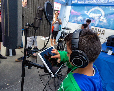 2018_09_15, Audio-Technica, Creator Station, New York, NY, OWC, Tents, Viva La Comida, Yamaha