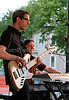 """Ari Seder, Daryl Coutts <br><a href=""""http://www.ronniebakerbrooks.com/"""" target=""""_blank"""">Ronnie Baker Brooks band</a>"""