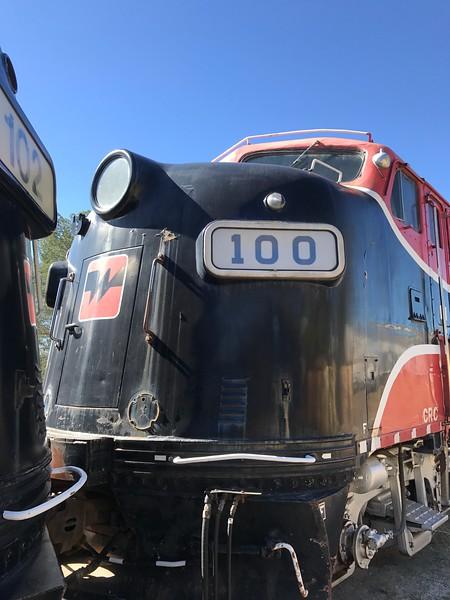 One big train!