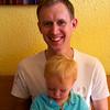 Jake and Graham at Chimborazo