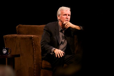 James Cameron Awarded Nierenberg Prize