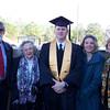 Proud family of graduate