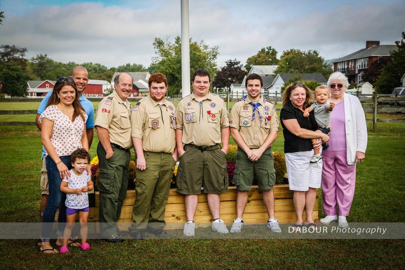 James Maris Eagle Scout