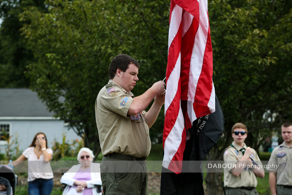 James Maris Eagle Scout