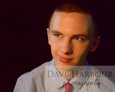 James' Senior Portraits