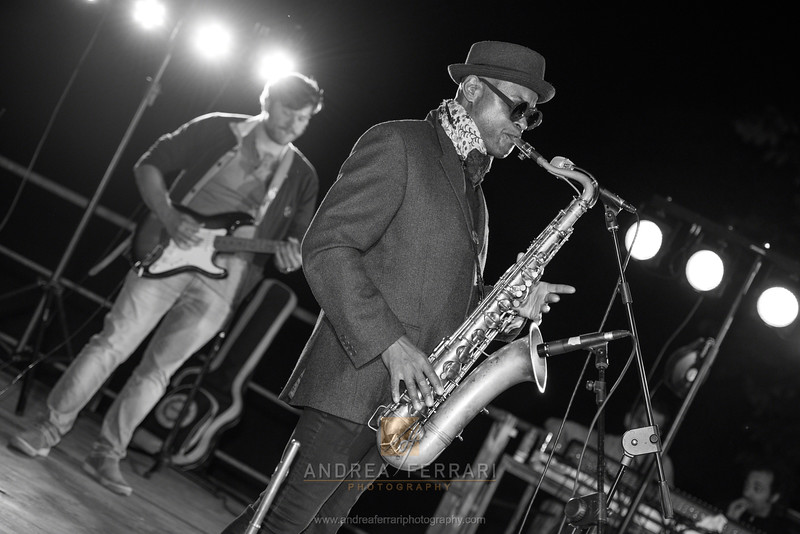 Modena blues festival 2016 - James Thompson Magic Trio - (11)