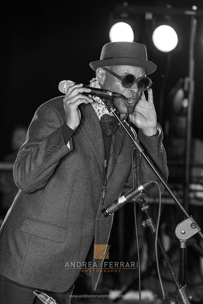 Modena blues festival 2016 - James Thompson Magic Trio - (14)