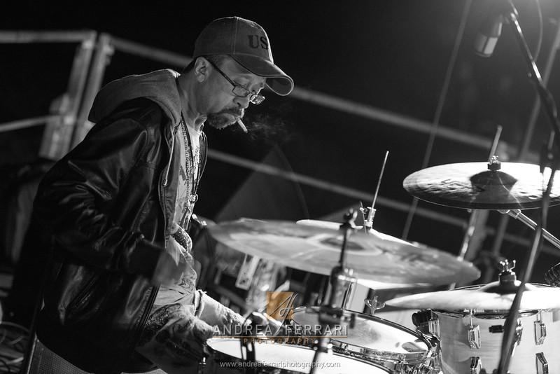 Modena blues festival 2016 - James Thompson Magic Trio - (4)