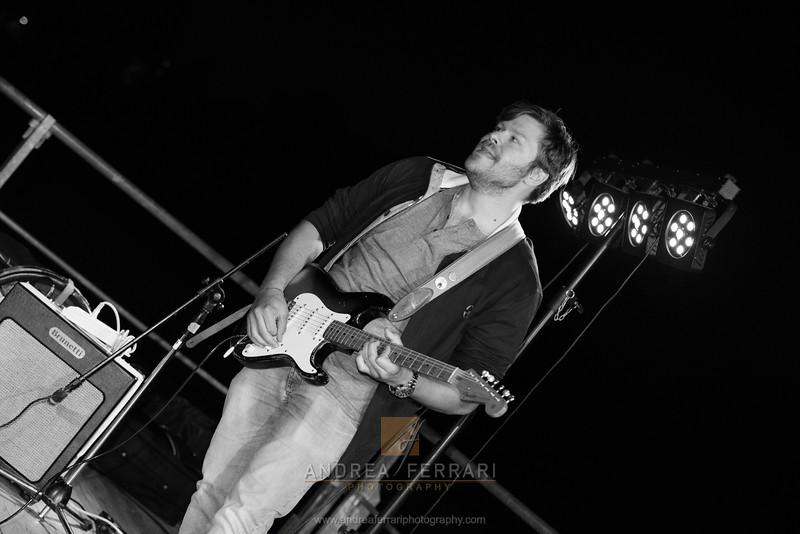 Modena blues festival 2016 - James Thompson Magic Trio - (7)