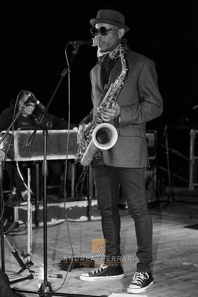Modena blues festival 2016 - James Thompson Magic Trio - (5)