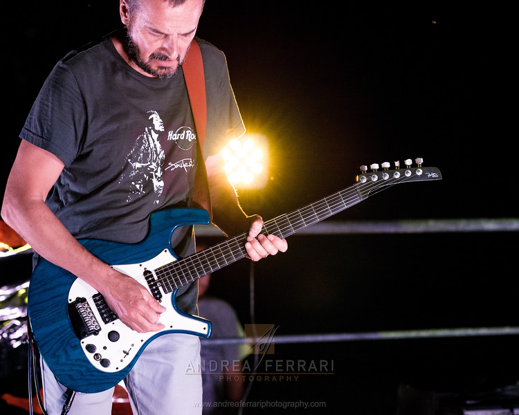 Modena blues festival 2017 - James and Black - 33