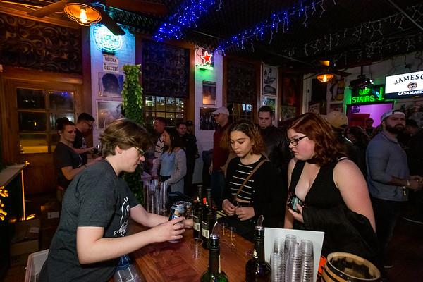 Jameson Bartenders Ball November 12, 2018 in Indianapolis, Indiana.