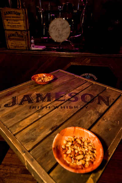 April 11, 2016 Jameson Bartenders Ball at the Slippery Noodle Inn in Indianapolis, IN
