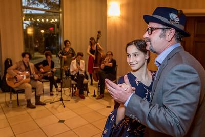 Jamison Hartmans Bat Mitzvah