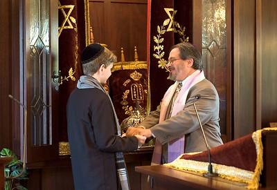 Bar Mitzvah Blessing   (May 28, 2005, 10:32am)
