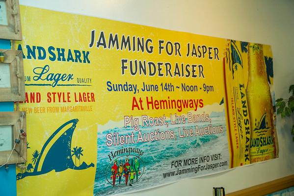 Jammin For Jasper