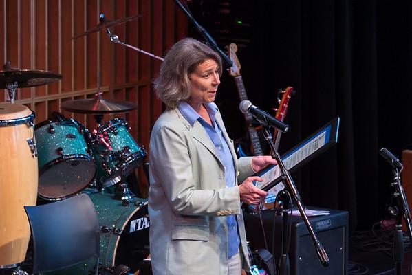 Columbus Mayor Kristen Brown