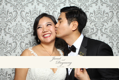 Janet & Doyoung's Wedding - 3/31/18