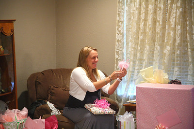 Janine's Texas Baby Shower