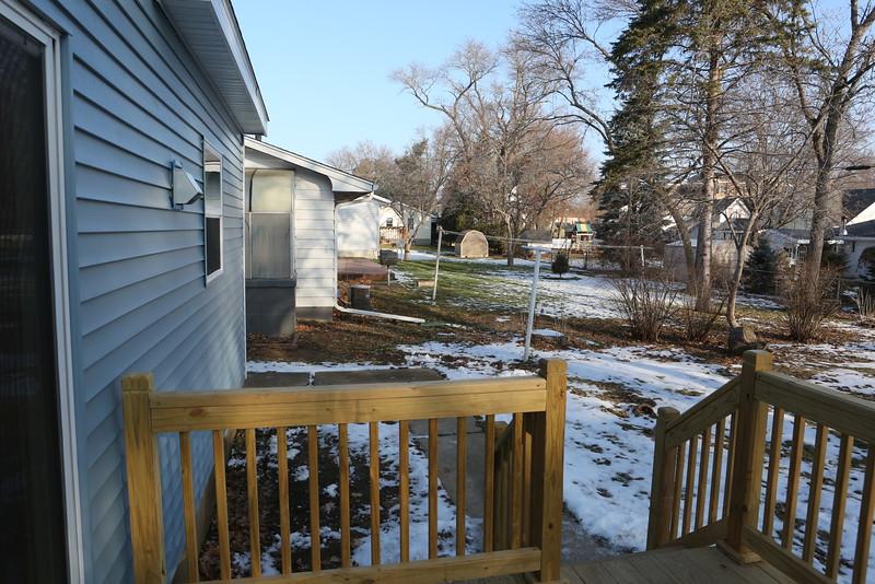 Backyard view # 2.