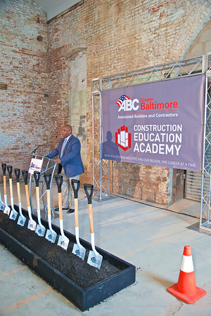 January 13, 2020 - Groundbreaking Ceremony for Associated Builders and Contractors' Education Academy