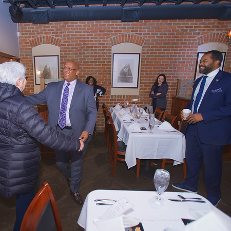 January 16, 2020 - Delegation Dinner in Annapolis