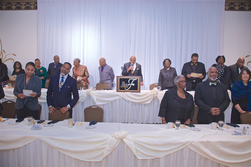 January 20, 2020 - Dr. Martin Luther King, Jr. 3rd Annual Prayer Breakfast