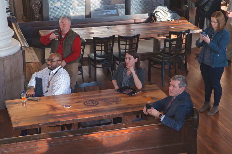 January 21, 2020 - Ministry of Brewing Ribbon Cutting