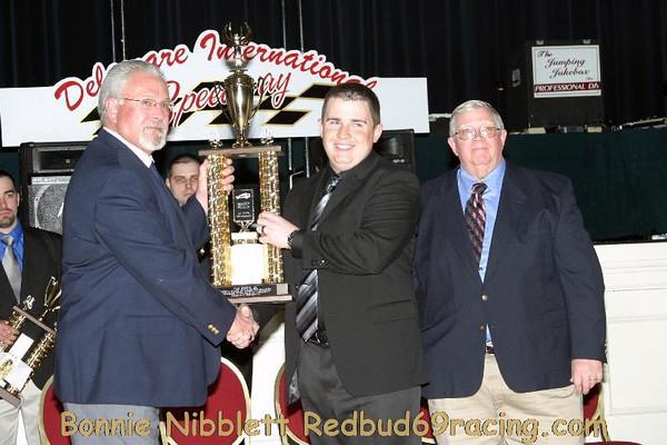 January 29, 2011 2010 Delaware International Speedway Banquet Redbuds Pit Shots