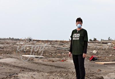 Japan Disaster - Animal Rescue Efforts