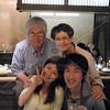 Tokyo, Watami Izakaya Restaurant, Sachiyo Yoshida (Rindsberg home stay student), Satoshi Sumikawa, Steve and Helen Rindsberg