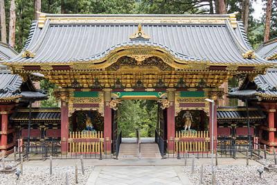 Taiyū-in Reibyō shrine in Nikko