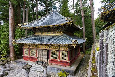 Part of the Tōshō-gū shrine compex.