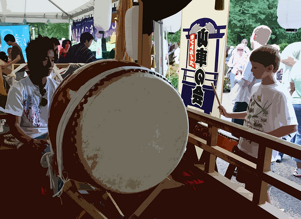 """<FONT SIZE=5><font face=""""Palatino Linotype""""><font color=""""#F6358A"""">Taiko Drumming</font></center>"""
